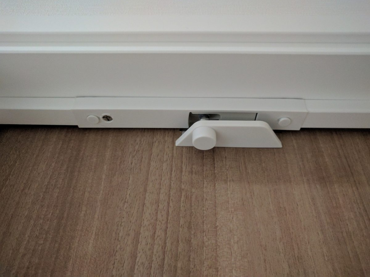 《i-smart》扉の減速装置もたまに不調…