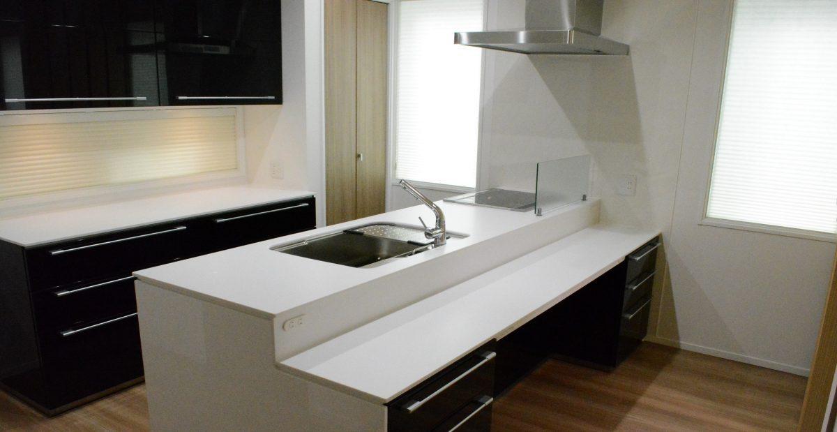 《i-smart》食洗器の裏側