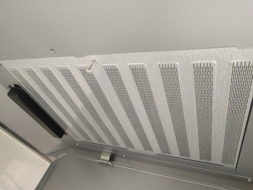 《i-smart》入居から9か月で初めての換気扇掃除♪